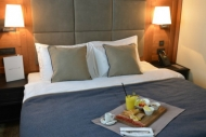 Grey hotel - Deluxe apartman