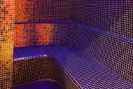 Grey hotel - Parno kupatilo