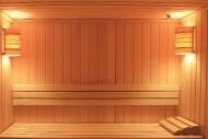 Grey hotel - Sauna