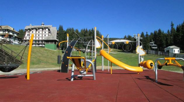 Dečije igralište na Kopaoniku