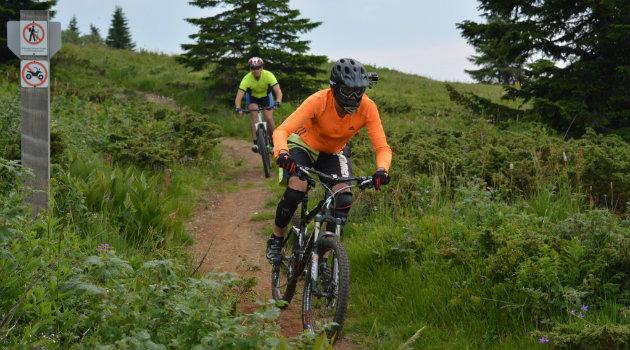 Planinski biciklizam na Kopaoniku